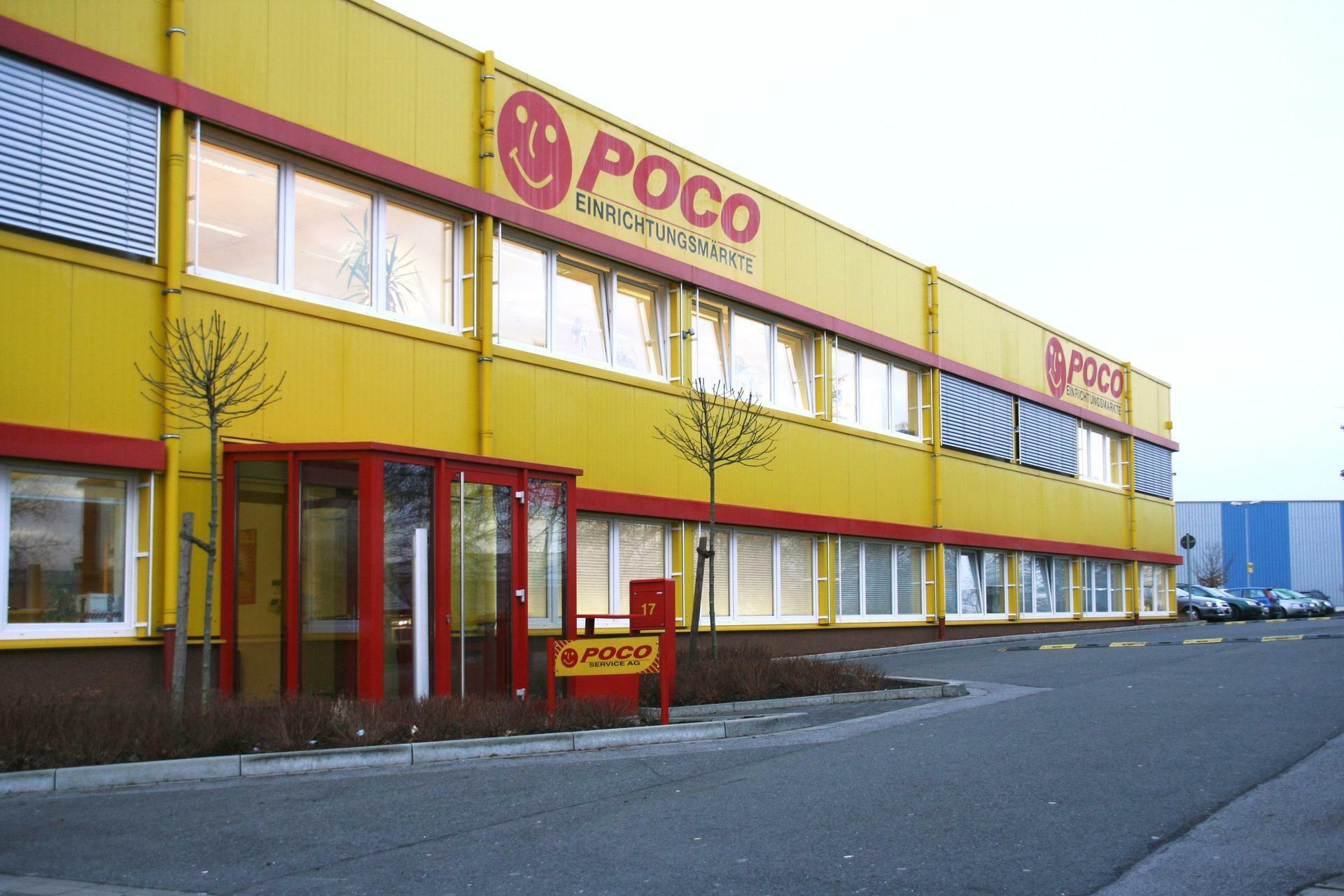 Poco Möbel Discounter Macht Deutliches Umsatzplus