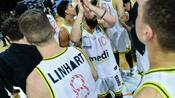 Basketball: Bayreuth im Pokal-Halbfinale: Klarer Sieg in Frankfurt