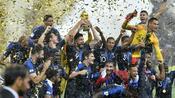 Fußball: Frankreichs WM-Triumph nach furiosem Finale