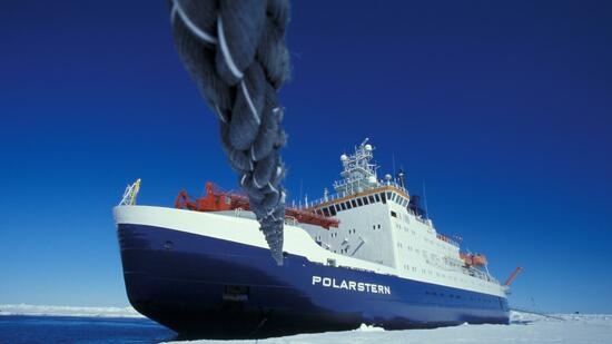 Polarstern-Expedition: Kaum noch altes Eis am Nordpol