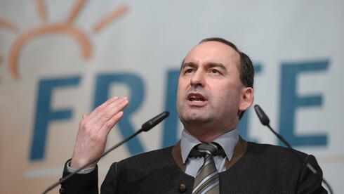 Hubert Aiwanger, Bundesvorsitzender der Freien Wähler. Quelle: dpa
