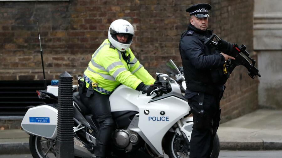 Polizei meldet Explosion in Leicester