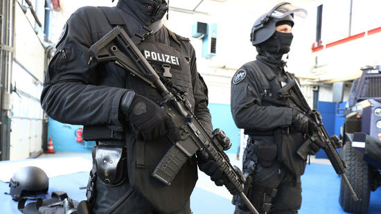 Terror-Razzia bei Rechten in Mecklenburg-Vorpommern