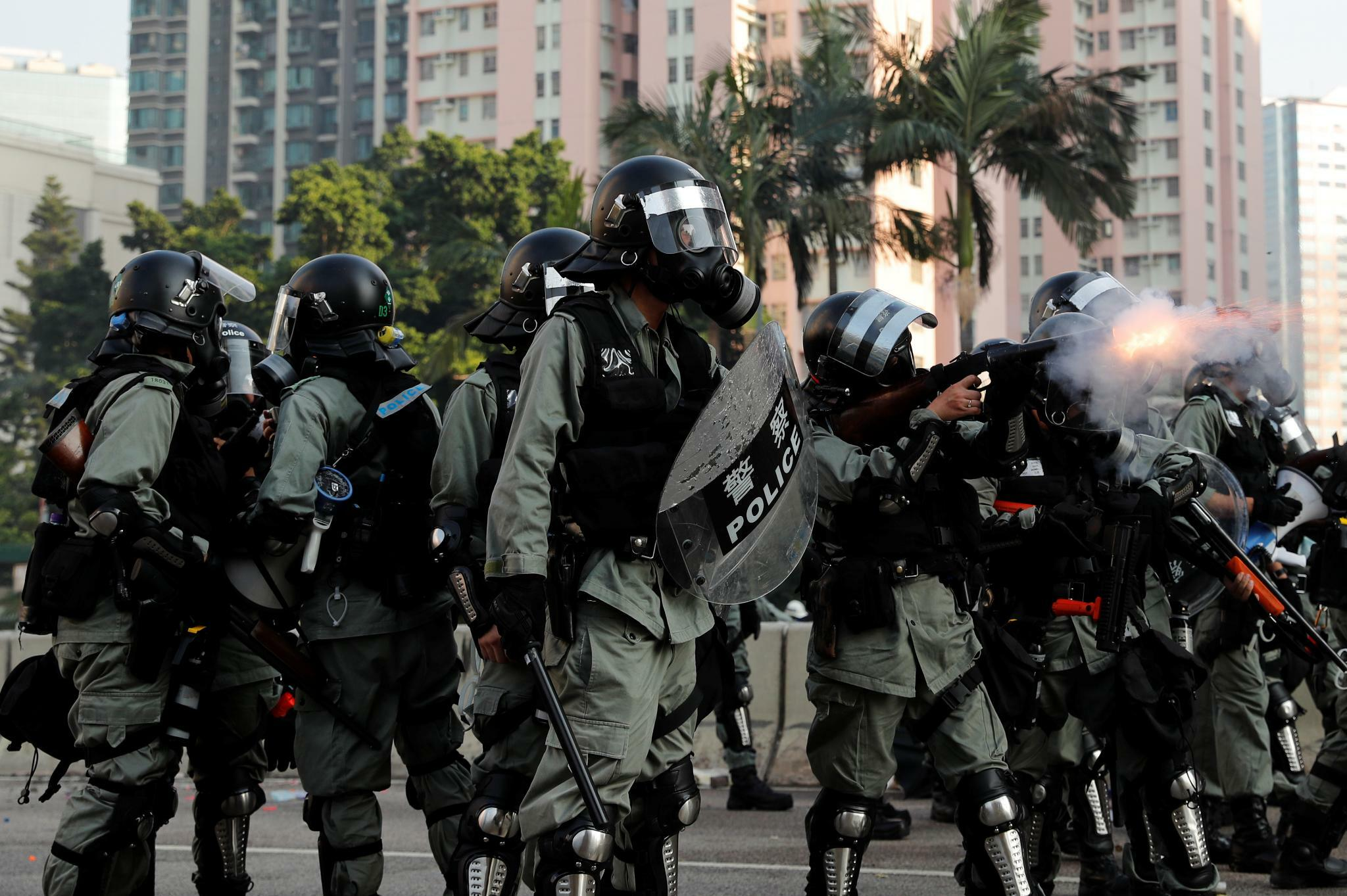 Hongkong: Deutscher Student erzählt von seiner Festnahme