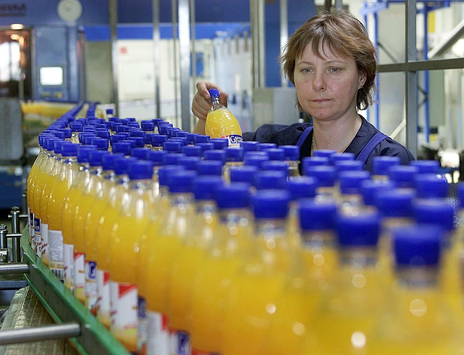 Steuersatz vervierfacht: Frankreich nimmt sich Brause-Hersteller vor