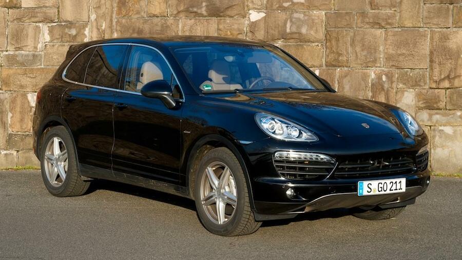 Porsche Cayenne S Diesel Im Autotest Der Porsche Unter Den