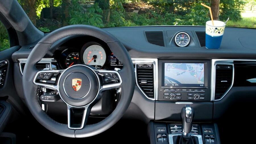Porsche Macan S Im Handelsblatt Test Technische Daten Und