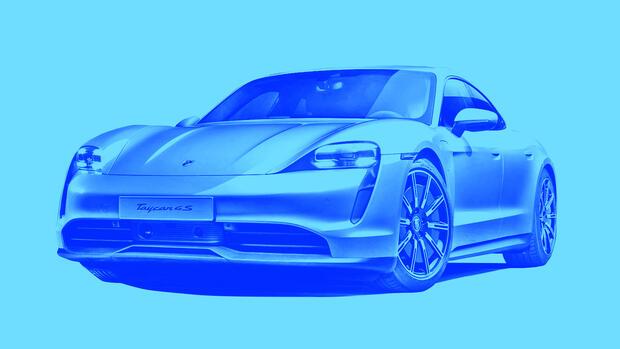 Elektrosportwagen: Stromstoß aus Stuttgart – der Porsche Taycan 4S im Handelsblatt-Autotest