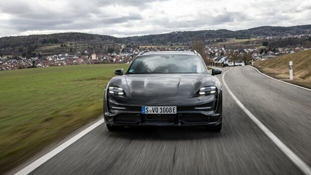 Porsche Taycan Cross Turismo (2021): PS, Reichweite