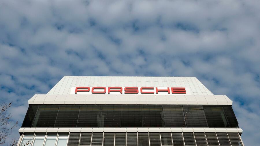 I dipendenti di Porsche dovrebbero essersi comportati illegalmente.  Fonte: AFP