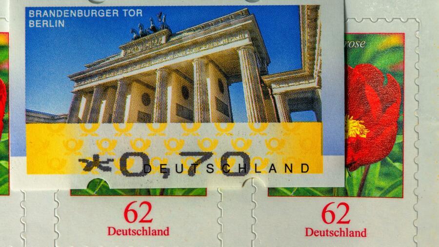 Standardbrief für 80 Cent: Post erwägt wohl Porto-Erhöhung