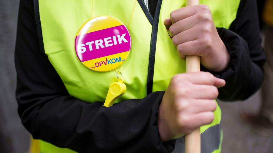 Die Post Streik