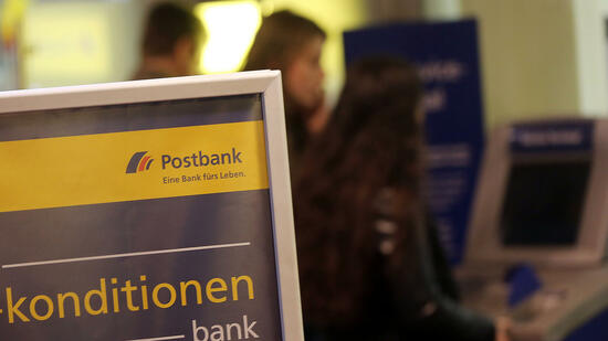 Postbank-Filiale