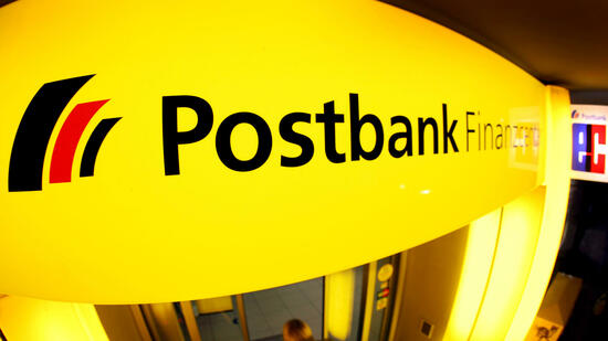 Verdi einigt sich im Tarifstreit mit der Postbank