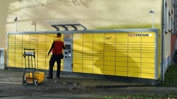 Päckchen in Berlin: Behörden sehen Zusammenhang mit DHL-Erpresser
