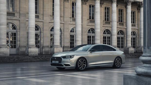 Konkurrenz für Audi, BMW und Mercedes: Das ist der neue Dienstwagen von Emmanuel Macron – DS 9 feiert Premiere
