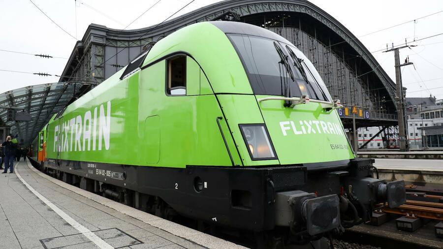 Von Flixbus zu Flixtrain: Strecke Hamburg - Köln startet - Betreiber kommt aus Mittelfranken