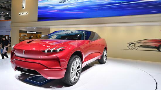 Chinesischer Autobauer Wey: Die neue Nobelmarke der Rotchina AG