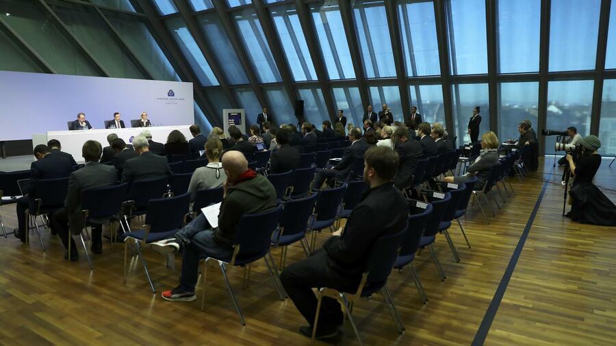Ezb Pressekonferenz