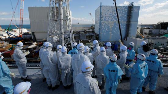 Erinnerung an die Tsunami- und Atomkatastrophe