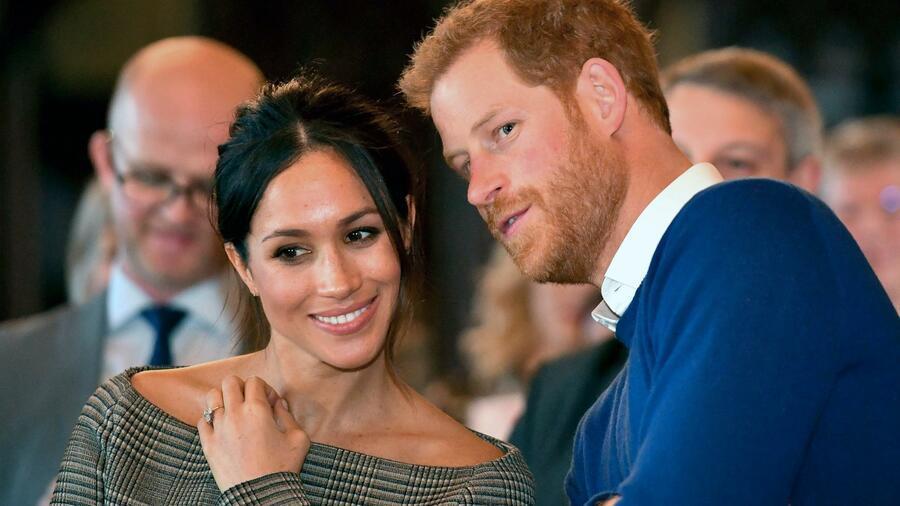 Meghan Markle Und Prinz Harry Die Royale Hochzeit