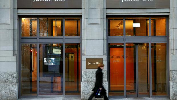 Vermögensverwaltung: Julius Bär wächst weiterhin