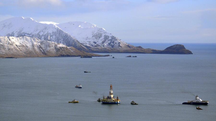 wieso schmilzt die arktis
