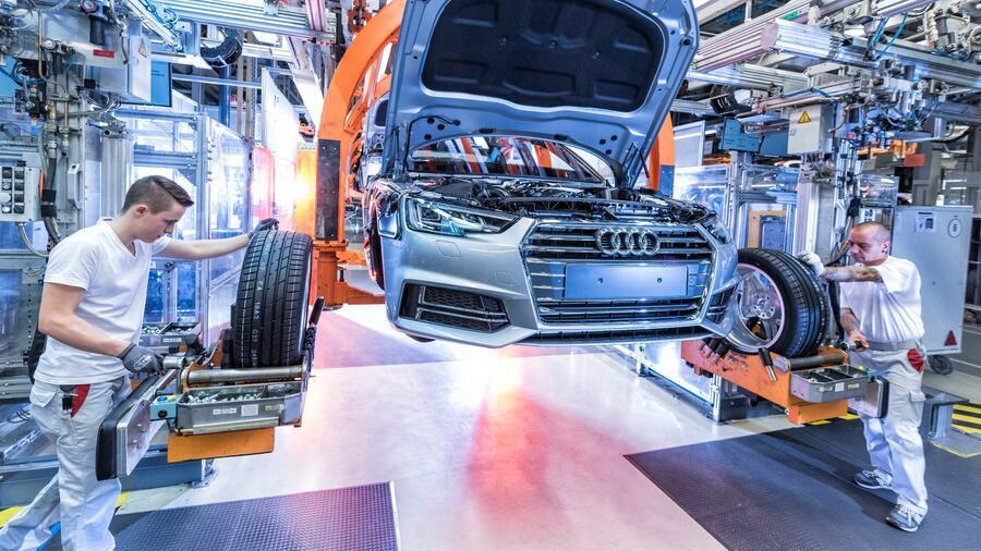 Audi plant scharfen Schwenk zur Elektromobilität