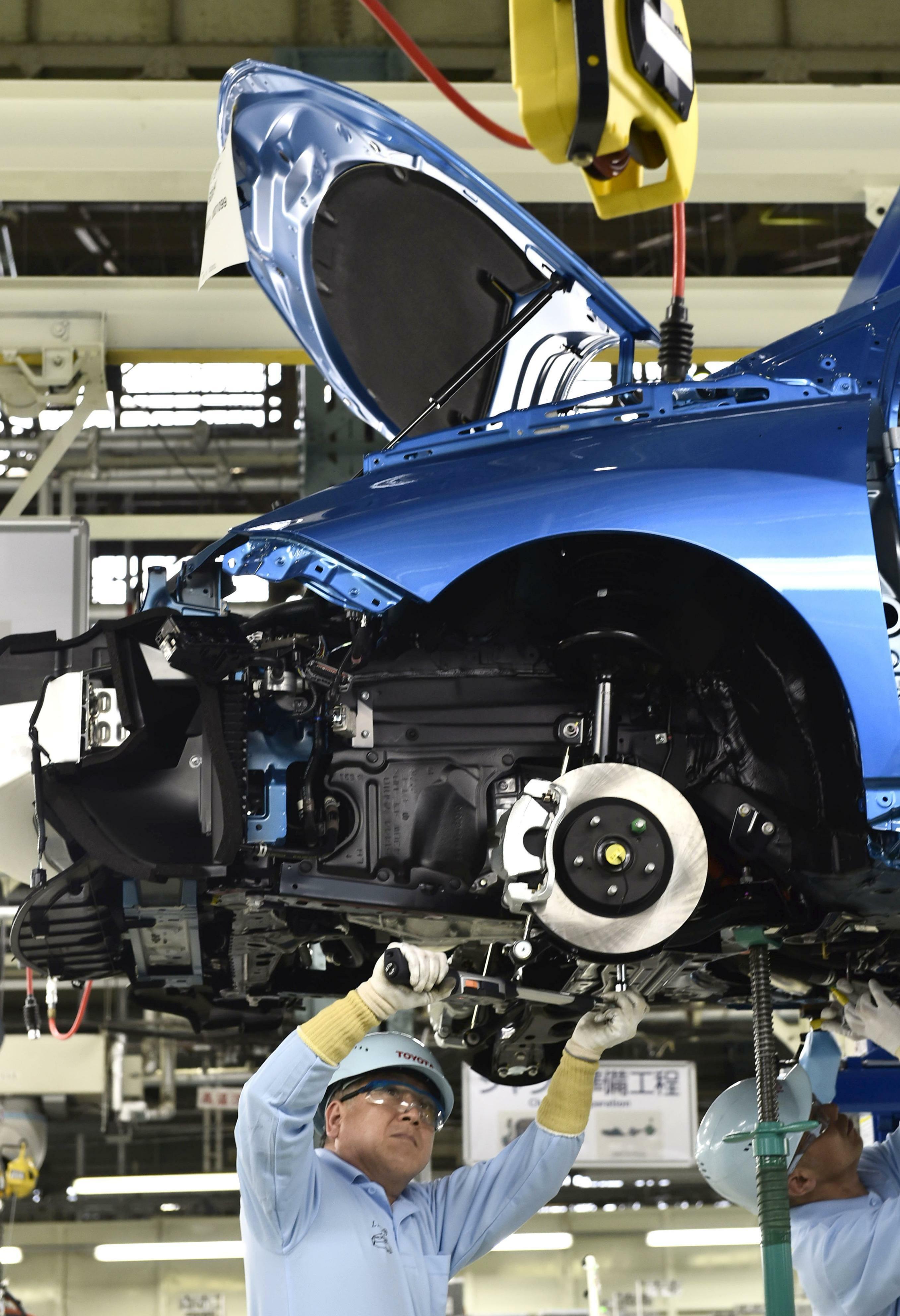 Toyota: Alles für den Hüftpunkt