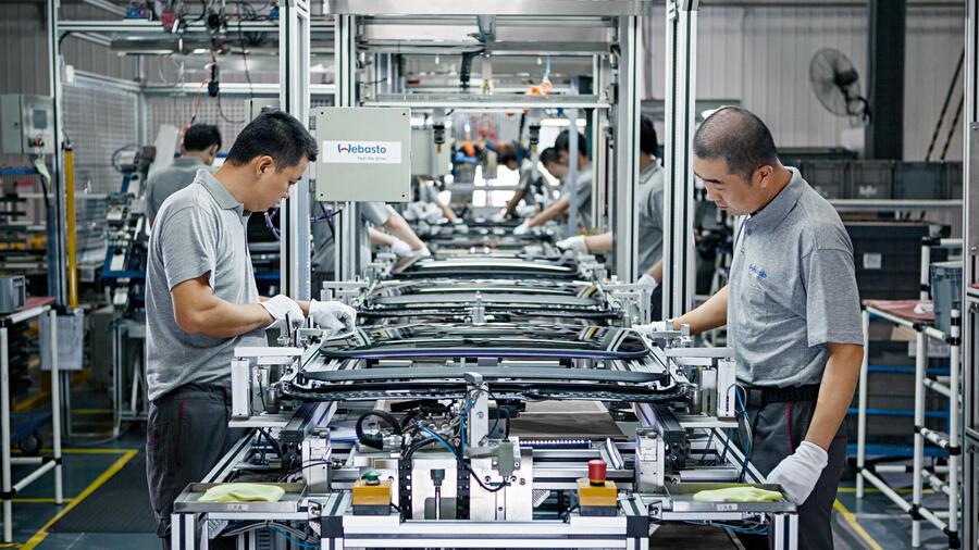 webasto autozulieferer erzielt milliardenumsatz in china. Black Bedroom Furniture Sets. Home Design Ideas