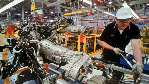 Wie bmw siemens und sap von trumps steuerreform profitieren for Mercedes benz tuscaloosa jobs