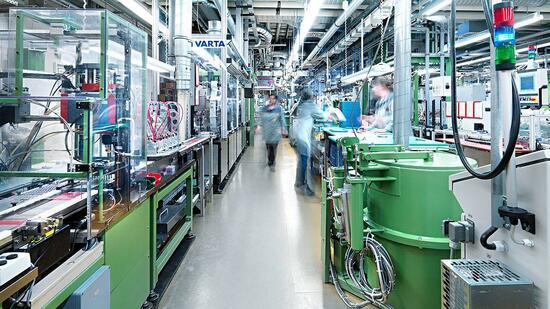 Batteriehersteller Varta nimmt Börsenpläne wieder auf