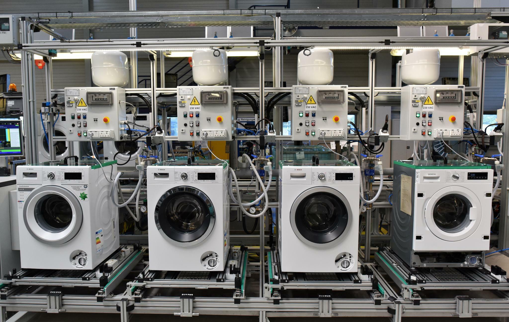 Bosch Kühlschrank Deutschland : Bosch tochter: umsatz von bsh hausgeräte sinkt
