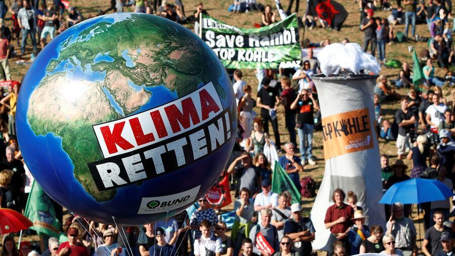 Hambacher Forst: Klimaaktivisten bauen neue Baumhäuser