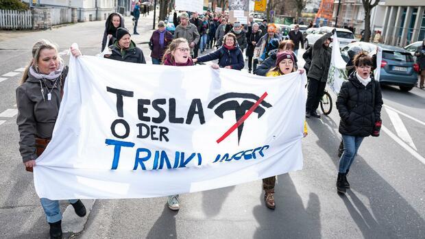 Gigafactory In Brandenburg: Anhörung zu Tesla-Werk wegen Corona abgesagt – Kritik von den Grünen