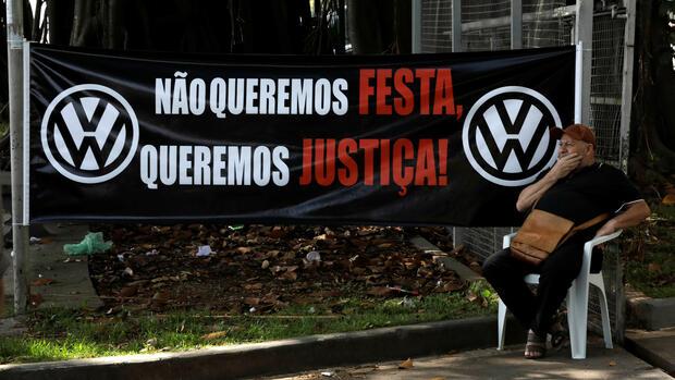 Unabhängige Studie - VW unterstützte Diktatur in Brasilien