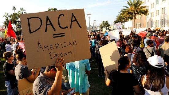 Programm für junge Einwanderer: Weiterer Bundesstaat klagt gegen Daca-Aus