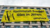 Jemen-Konflikt: Deutsche Rüstungsgüter für über eine Milliarde Euro an Kriegsallianz