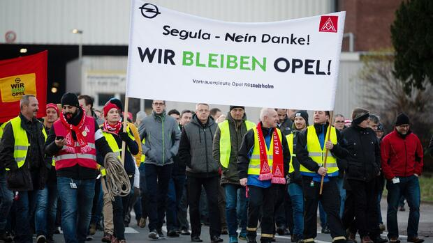 Opel-Vertrauensleute machen Front gegen Dienstleister Segula