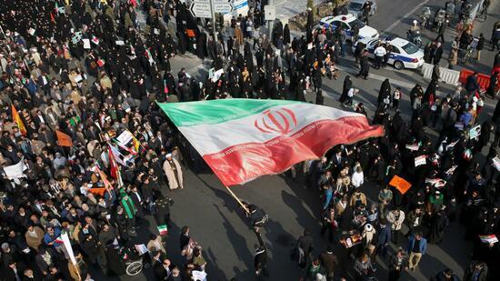Kritik an Iran-Politik der USA