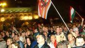 Demonstration: 35 Festnahmen bei Protesten gegen ungarische Regierung