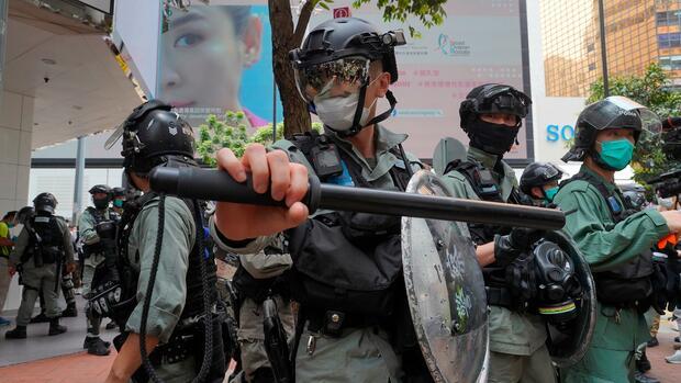 Hongkong: USA erkennen Hongkongs Autonomiestatus ab: Was die Entscheidung bedeutet
