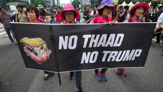 Koreanische Halbinsel: USA und China plädieren für Atomwaffenfreiheit