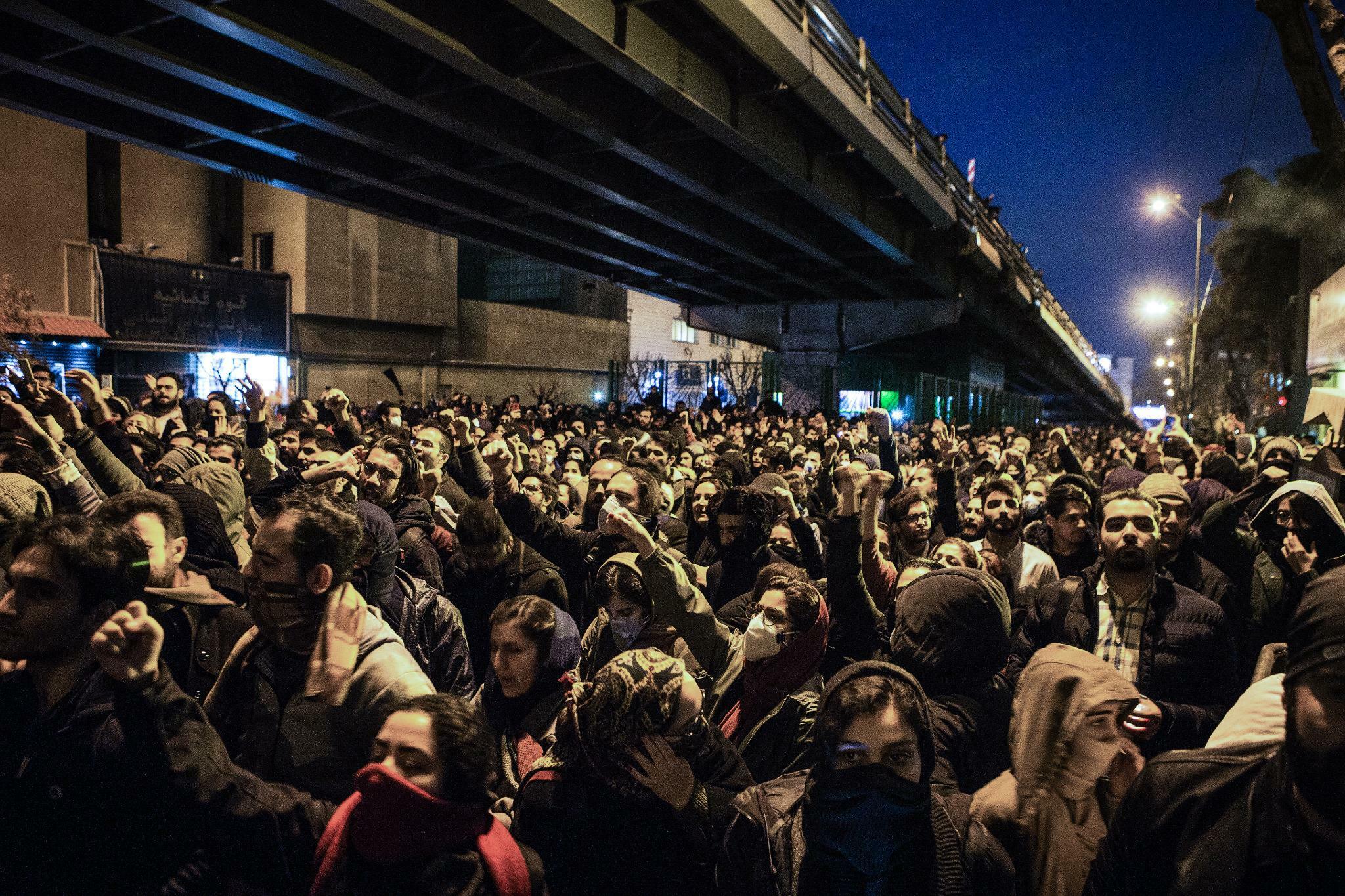Die Proteste sind für die iranische Regierung brandgefährlich
