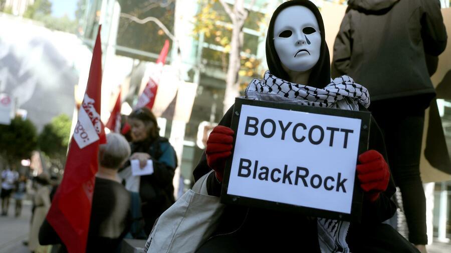Gefährden Kapitalanlagegesellschaften wie Blackrock den fairen Wettbewerb? Quelle: AFP