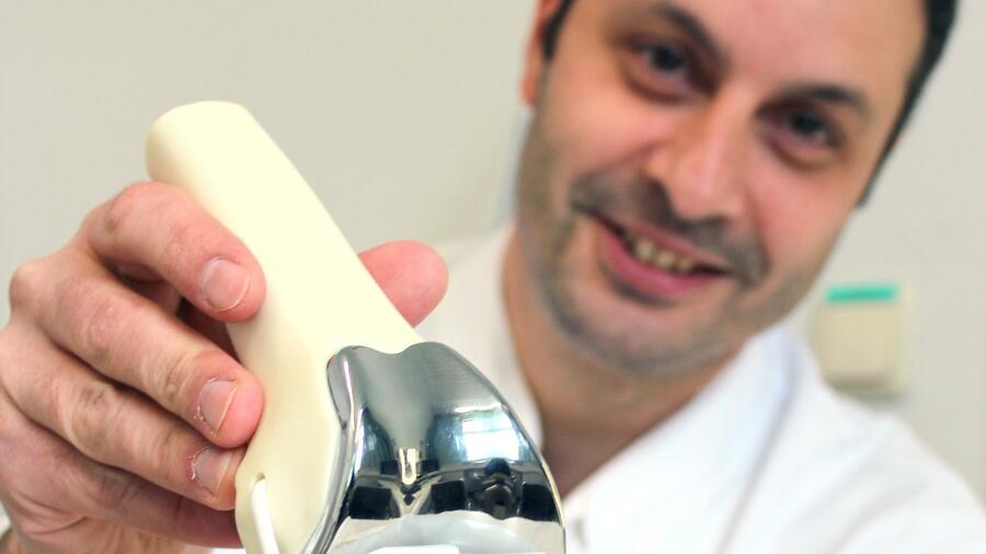 bionische prothesen firmen