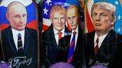 """Kritik an Trump: """"Trumps Tagträumerei"""" – Putin-Treffen ist in den USA höchst umstritten"""
