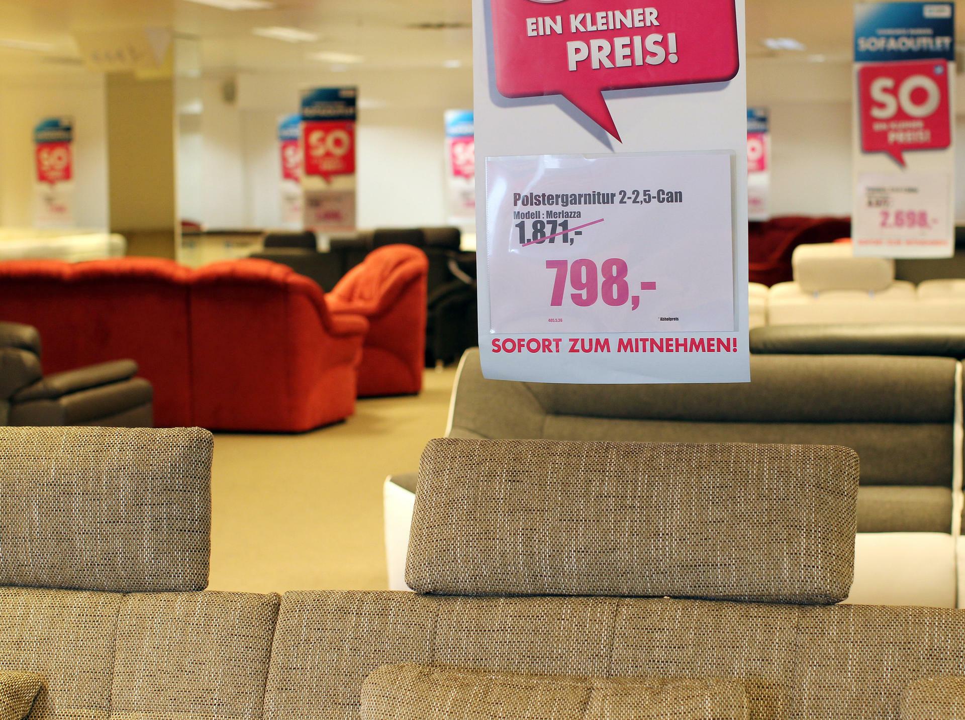 Die Illegale Rabattschlacht Der Möbelhändler