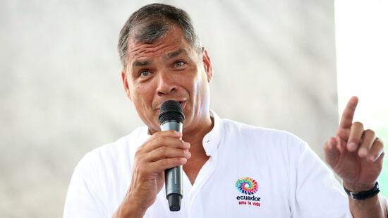 Wahl in Ecuador: Prognose sieht Lenín Moreno vorn
