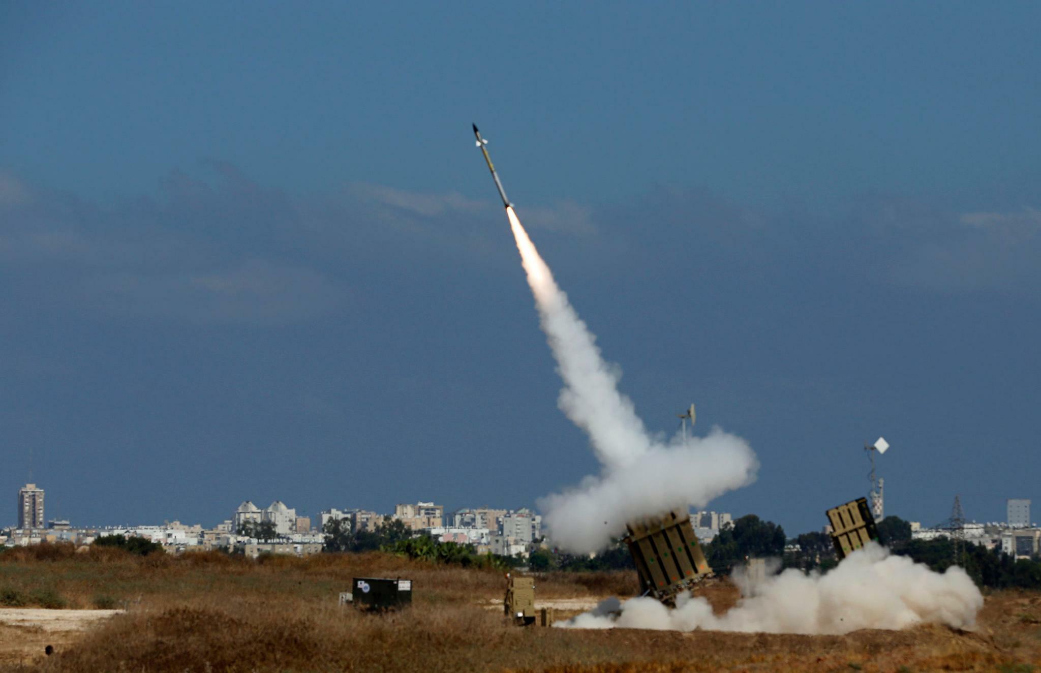 Militante Palästinenser feuern Raketen auf Israel – mehrere Verletzte